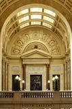 Capitólio do estado de Madison fotografia de stock