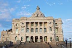 Capitólio do estado de Minnesota em St Paul imagens de stock royalty free