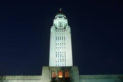 Capitólio do estado de Nebraska, fotografia de stock royalty free