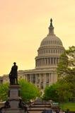 Capitólio dos E.U., Washington DC, E.U. Imagem de Stock Royalty Free