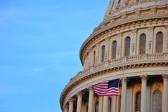 Capitólio dos E.U., Washington DC, EUA Foto de Stock Royalty Free