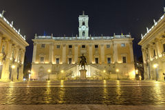 Capitólio em Roma Foto de Stock Royalty Free