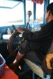 Capitain cambogiano Fotografia Stock Libera da Diritti