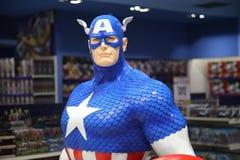Capitaine Amérique photos stock