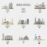 Capitais do mundo
