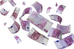 Capital. Euro  capital money business ortune Royalty Free Stock Images