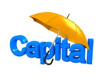 Capital Royalty Free Stock Images