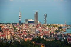 Capital of Adjara, Batumi Royalty Free Stock Photos