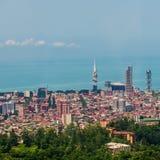 Capital of Adjara, Batumi Stock Images