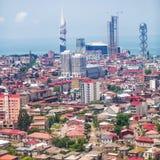Capital of Adjara, Batumi Stock Image