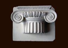 Capital antiguo Fotografía de archivo libre de regalías