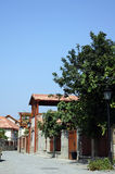Capital antiguo de Georgia - Mtsheta, cerca a Tbil Imagen de archivo libre de regalías