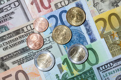 Capital augmentation Stock Photography