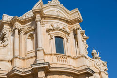 The capital of the Baroque. the old town was declared a World Heritage Site Royalty Free Stock Photo
