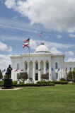 Capital building in Alabama. Royalty Free Stock Image