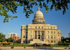 Capital building in Boise Idaho Stock Photos