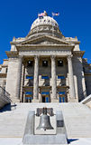 Capital building at boise state Royalty Free Stock Photos