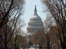 Free Capital Building Of The United States - Washington D.C. Stock Photography - 135532