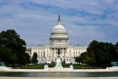 Capital Building, Washington Royalty Free Stock Photography