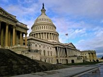 Capital building Royalty Free Stock Photography