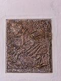 Assyrian Sculptures in Museum In Berlin Germany Stock Image
