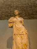Roman Sculpture in Museum In Berlin Germany Stock Image