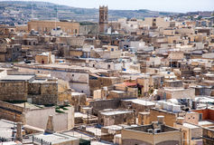 Capital city Victoria of island Gozo - Malta Stock Photos