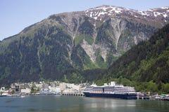 Capital de Alaska Foto de archivo