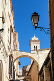 Capital de Bonifacio -de Picturesquede Córcega, Francia Fotos de archivo