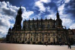 Capital de Dresde Saxonys Image stock