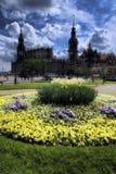 Capital de Dresde Saxonys Image libre de droits