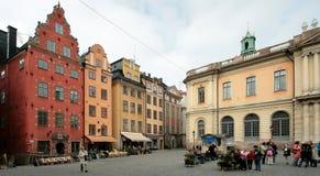 Capital de Estocolmo de los Vikingos. Fotos de archivo