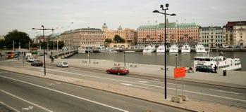Capital de Estocolmo de los Vikingos. Foto de archivo libre de regalías
