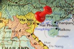Capital de Hanoi de Vietnam imagen de archivo