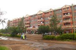 a capital de Kenya. Foto de Stock
