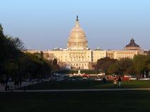 Capital de los Estados Unidos Imagenes de archivo