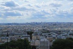 Capital de París de Francia Foto de archivo