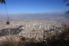 Capital de Salta Foto de archivo libre de regalías