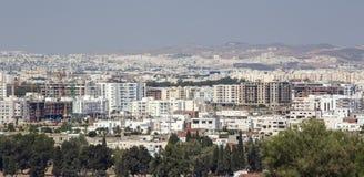 Capital de Tunísia fotografia de stock