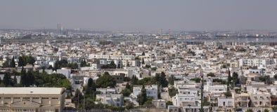 Capital de Tunísia Imagens de Stock