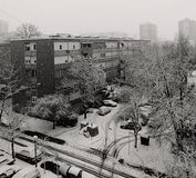 Capital de Zagreb imagens de stock