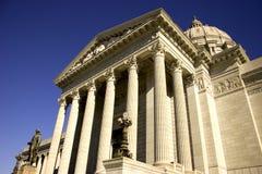 Capital del Estado Foto de archivo