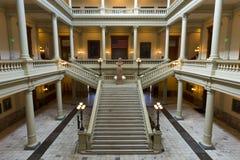 Capital del Estado de Georgia Fotografía de archivo libre de regalías
