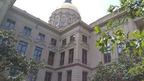 Capital del Estado de Georgia Foto de archivo libre de regalías
