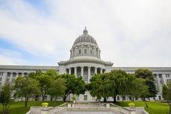 Capital del Estado de Missouri Imágenes de archivo libres de regalías