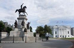 Capital del Estado de Virginia Fotografía de archivo