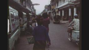 Capital del ` s de Bali almacen de metraje de vídeo
