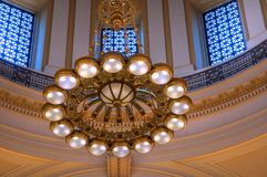 Capital Dome (Interior) Stock Photography