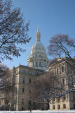 Capital du Michigan Photos stock