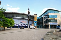 Capital FM Arena, Nottingham. Stock Photography